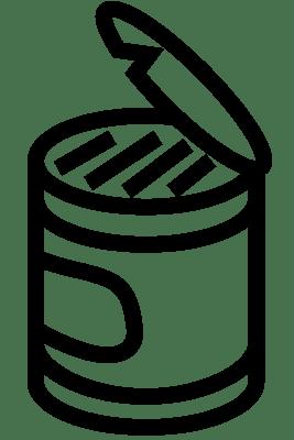 Tin Makanan ( Canned Food )